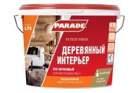 Лак акриловый PARADE L70 ГЛЯНЦ. 0.9л Деревянный интерьер